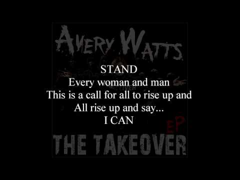 Avery Watts - stand (ep Version) - Song With Lyrics video