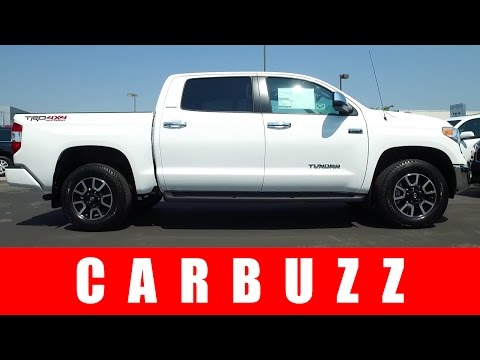 2017 Toyota Tundra UNBOXING Review - What The Ford F-150 Used To Be?