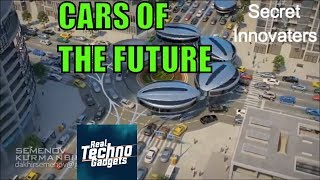 Amazing Cars of the future New Flying Car Technology in 2019