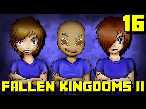 Fallen Kingdoms II : Dortos Tacticien Incompris Jour 16 Minecraft
