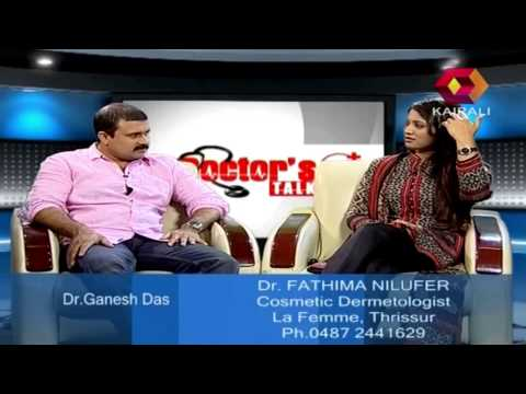 Doctors Talk: Dr Fathima Nilufer On Cosmetic & Skin Problems | 7th March 2015 | Highlights video