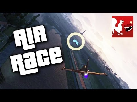 Things to do in GTA V - Air Race
