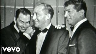 Frank Sinatra Bing Crosby Dean Martin Together Wherever We Go The Timex Show 1959