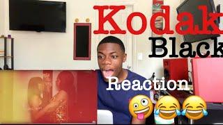 If I'm Lying, I'm Flying By Kodak Black Reaction Video 🤪