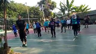 Duo Serigala/ Abang Goda/senam Kreasi With Deny/goyang/dangdut