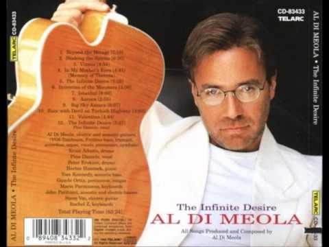 Al Di Meola - In My Mothers Eyes Memory Of Theresa