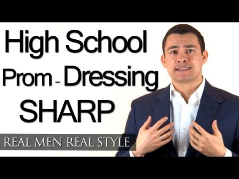 dress sharp tips young men