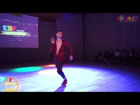 Fatih Bektaş Solo Dance Performance - EDF 2016