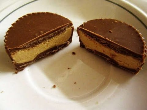 Healthy Bodybuilding Protein Peanut Butter Cups