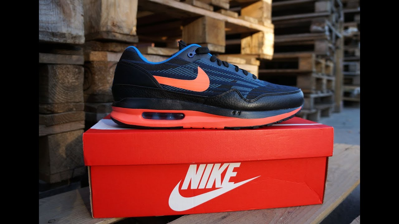 Nike Air Max Lunar 1 Hommes - Nike Air Max Lunar1 Essential Nikes Réduction Prix Bas