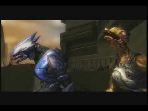 Halo 2 Deleted Scene