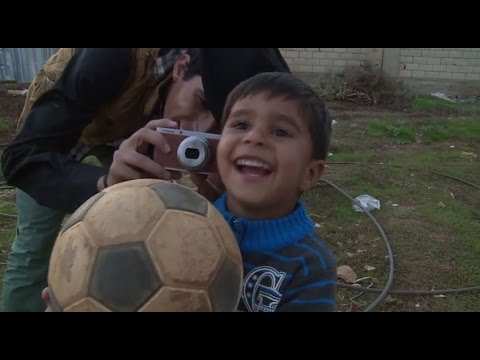 Life Through the Eyes of a Syrian Refugee: UNHCR Photo Project