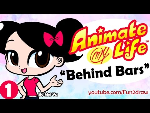 Animate My Life : Artist BEHIND BARS | Funny animation! | Mei Yu