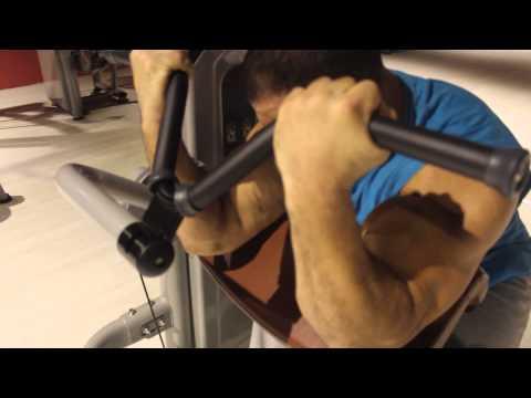 Enes Nahass Biceps!