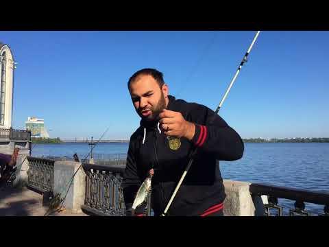 Рыбалка на Днепре !