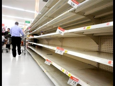 US ECONOMY FOOD CRISIS: Collapse Of Market & Economy EXPLAINED!