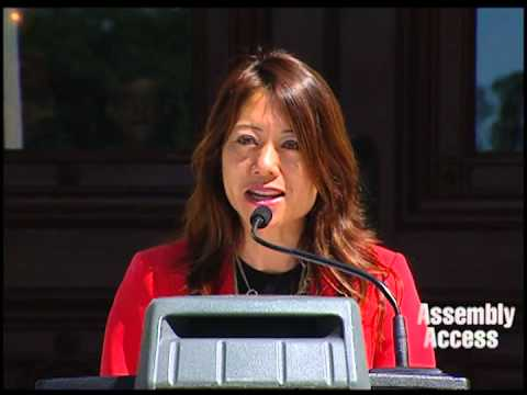 Assemblywoman Fiona Ma: Bringing Justice to Incarcerated Victims of Domestic Violence