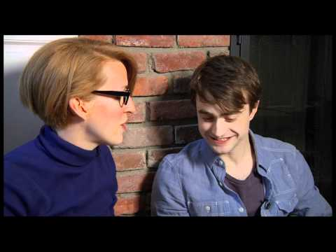 Side By Side By Susan Blackwell: Daniel Radcliffe