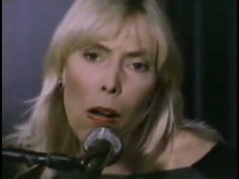 Joni Mitchell - Chinese Cafe