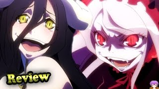 Overlord Episode 2 Anime Review - Yandere Girls = Greatness ???????