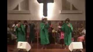 "Ecclesia Dance Ministry ""I Feel Your Spirit"""
