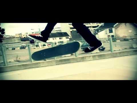 Крутые трюки на скейте