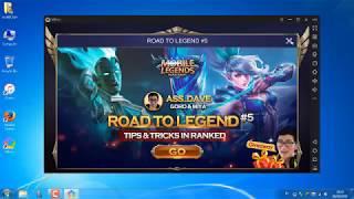 Emulator paling ringan untuk mobile legends