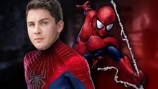 "The Ultimate Spider-Man ""Movie Reboot"" - Logan Lerman, Matthew McConaughey"
