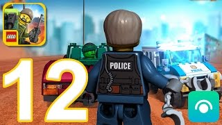 LEGO City My City 2 - Gameplay Walkthrough Part 12 - Classic Police Chase (iOS)
