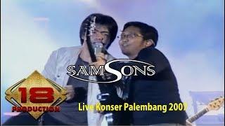 SAMSONS ~ NALURI LELAKI (LIVE KONSER PALEMBANG 2007)