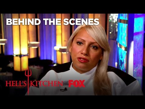Contestants: Sandra Flores | Season 12 | HELL'S KITCHEN thumbnail