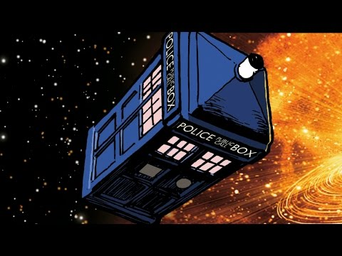 Doctor Who Titan Comics launch trailer