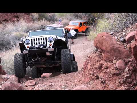 Parker AZ - Adventure Canyon - part 1