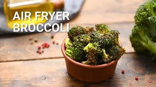 How to Make Air Fryer Broccoli!