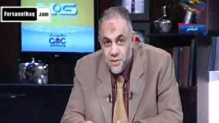 قناة الناس :: فضيحة اسامة القوصي ونجيب ساويرس ::