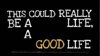 download lagu Onerepublic - Good Life Clean Edit - Typography gratis