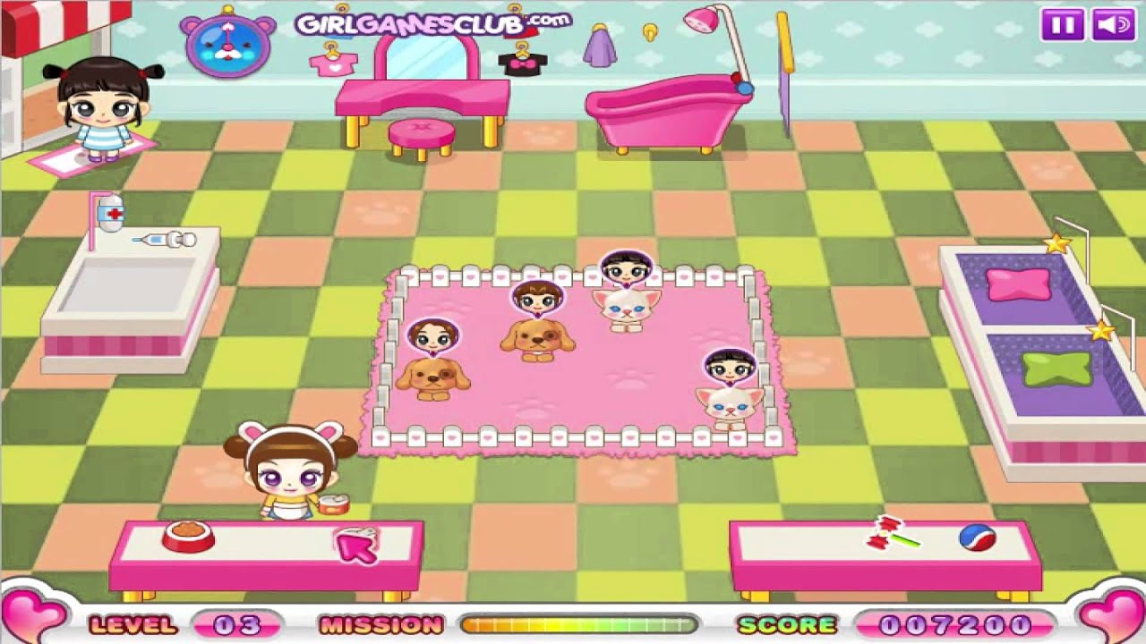 sami s pet care ep 2  great kids games online   youtube