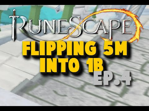 Runescape Episodes: Ep.4 Flipping 5M into 1B Guide – iAm Naveed Runescape 2015