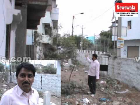Land grabbing at Boodh Ali Shah Grave Yard -- alleges locals of the locality