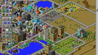 SimCity 2000 (DOS, 1993)