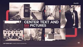 ▶WORK PROMOS - AFTER EFFECTS PROJECT FILES - TITLES - TECHNOLOGY