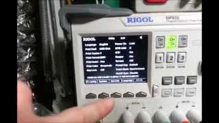 RIGOL DP832 Upgrade Hack