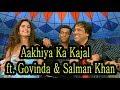 Salman Khan And Govinda On Teri Aakhya Ka Yo Kajal | Katrina Kaif | Soni De Nakhre