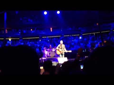 The Weight - Bruce Springsteen 5/2/2012 @ Prudential Center