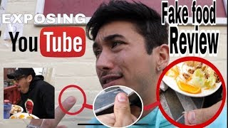 Exposing Brennen Taylor's Food Reviews eating at the worst restaurant