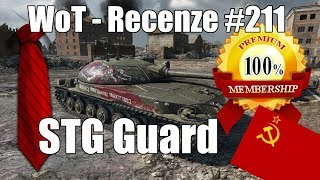 World of Tanks STG Guard (Recenze #211)