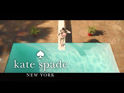 SWAN DIVE: kate spade new york summer 2012