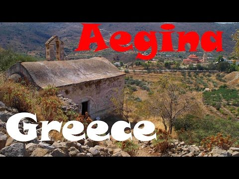 Awesome Greek island close to Athens—Aegina