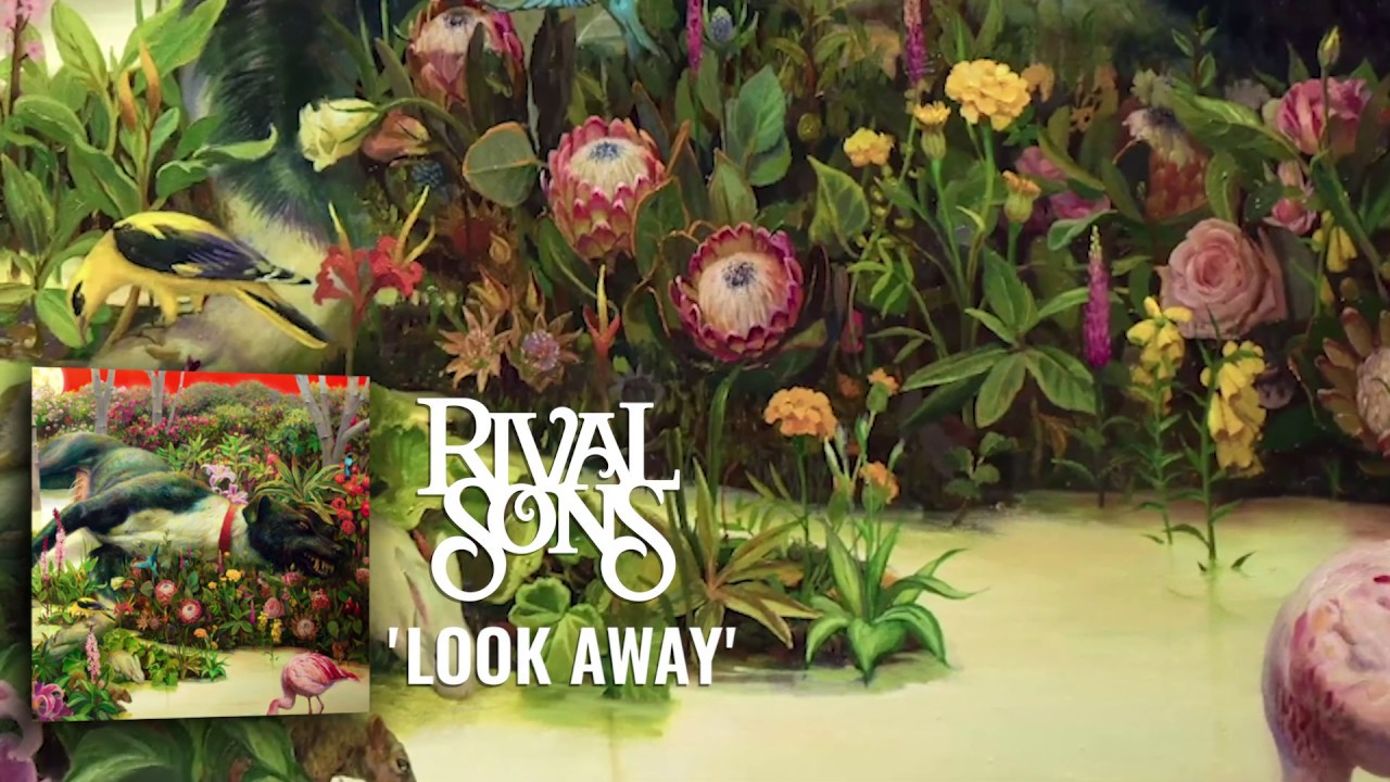 """Rival Sons - """"Look Away""""の試聴音源を公開 新譜「Feral Roots」2019年1月25日発売予定収録曲 thm Music info Clip"""