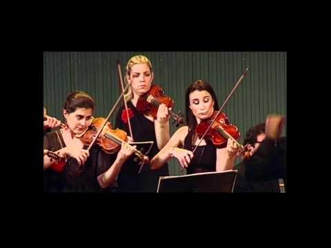 Giulio Cesare - Overture - Händel - Sphera AntiQva